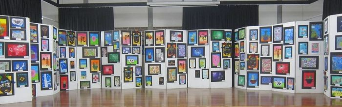 St Ives Public School wall gallery image